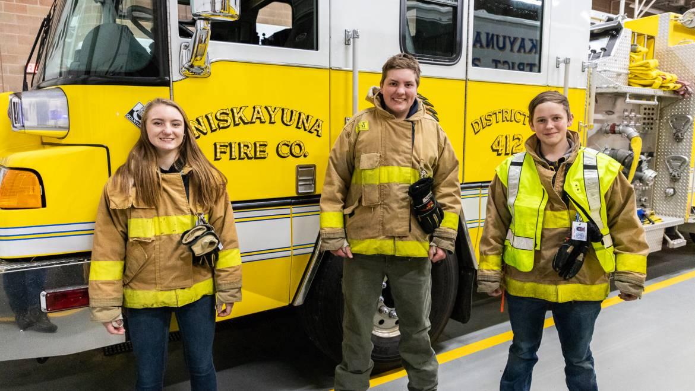 Junior Firefighter Program